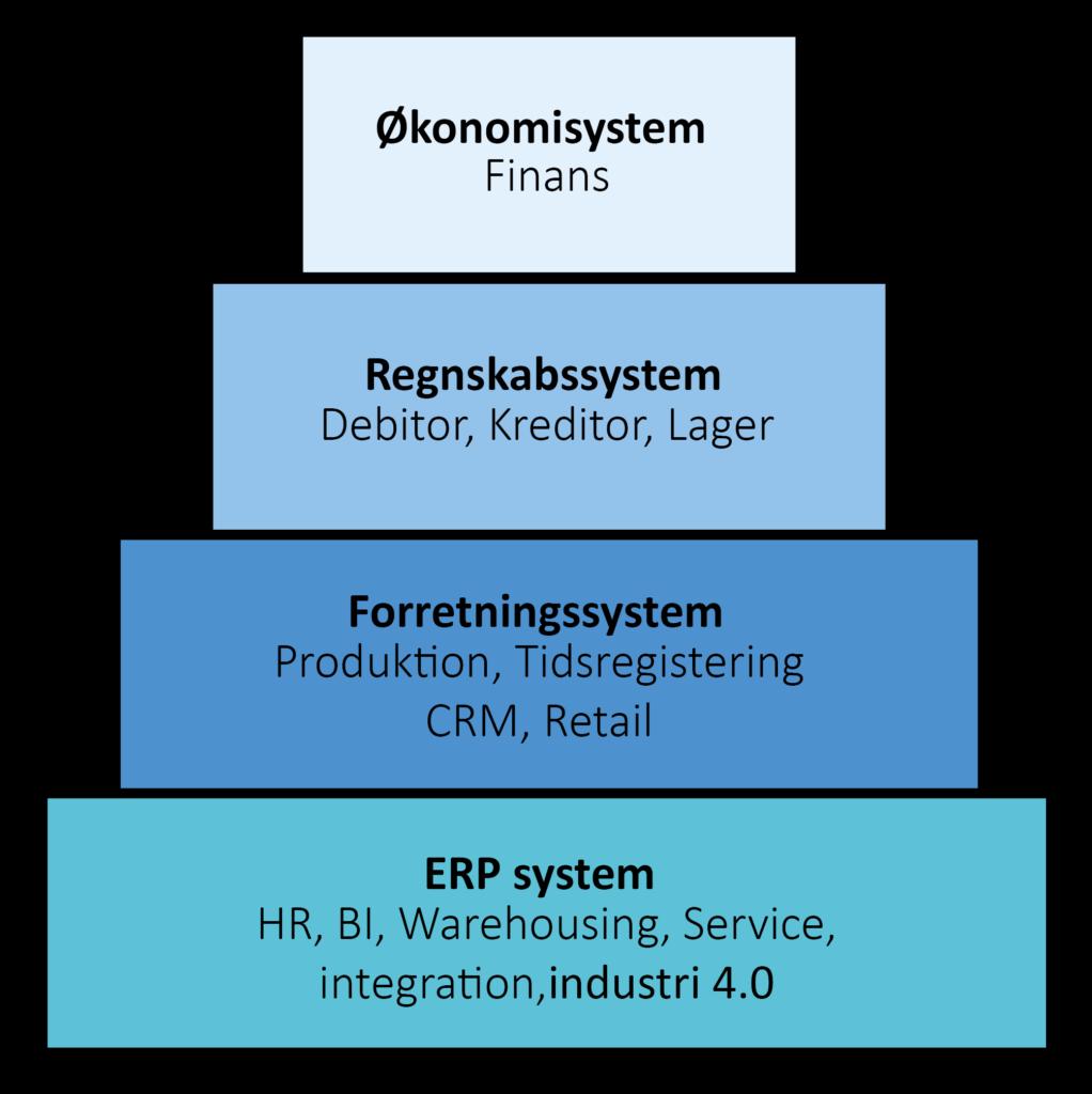 Hvilket ERP system skal jeg vælge