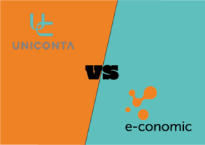E-conomic vs Uniconta