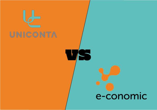 E-conomic vs Uniconta